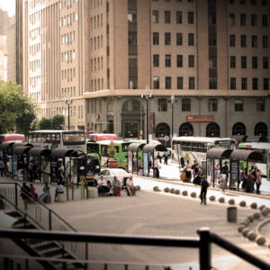 JHB Bus Station